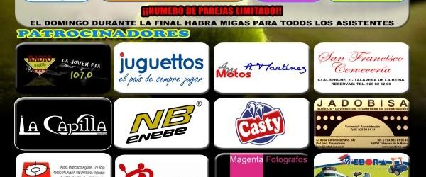 Torneo 14, 15 y 16 de Junio 2013