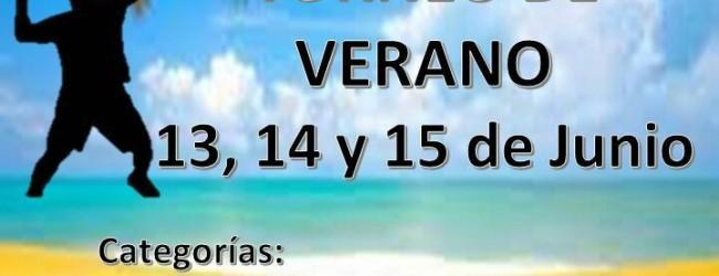Torneo de Verano – 13, 14 y 15 de Junio