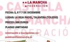 Curso Juez-Árbitro regional Federación Padel Castilla la Mancha