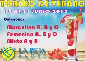 Torneo Verano 2015
