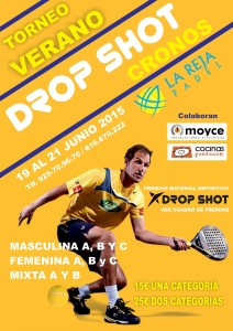 Torneo Drop Shot - Cronos